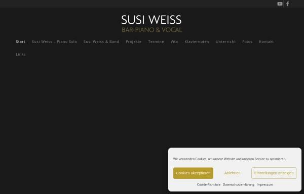 Vorschau von www.susiweiss.com, Weiss, Susi