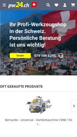 Vorschau der mobilen Webseite www.internetprodukte.de, EinsAshop, Inh. Monika Bader