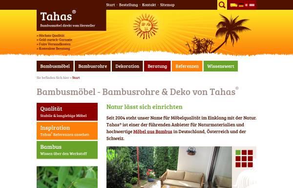 Vorschau von www.tahas.de, Tahas Marketing, Inh. Stefan Kitanov