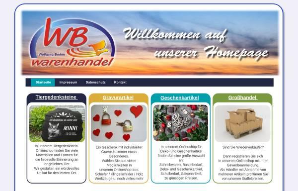 Vorschau von www.webshop3000.de, WB-Warenhandel, Inh. Wolfgang Brehm