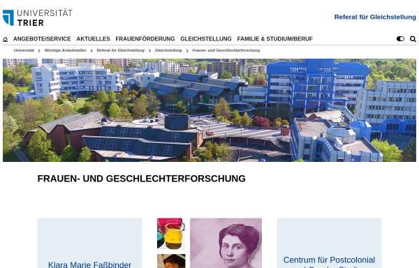 Vorschau von www.uni-trier.de, ZIG der Universität Trier
