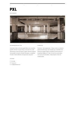 Vorschau der mobilen Webseite pixelstrand.com, Pïxelstrand, Inh. Stefan Schüler