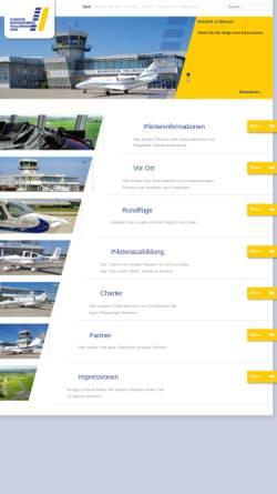 Vorschau der mobilen Webseite www.flughafen-neubrandenburg.de, Neubrandenburg