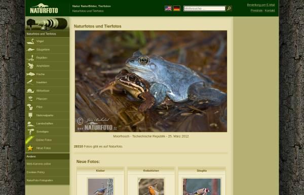 Vorschau von www.naturfoto-cz.de, Bohdal, Jiri