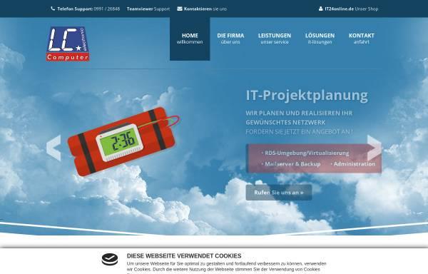 Vorschau von www.carlile.de, Lawrence Carlile Computer und Netzwerke