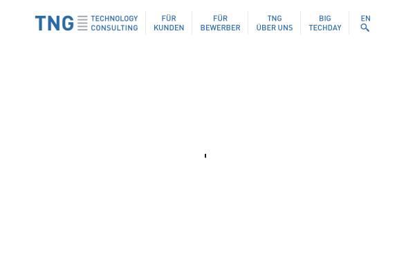 Vorschau von www.tngtech.com, TNG Technology Consulting GmbH