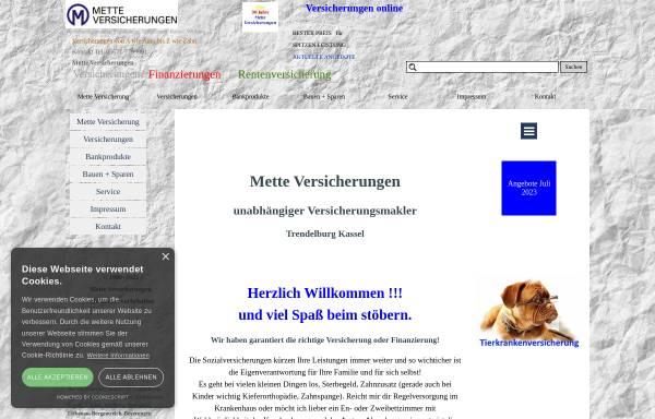 Vorschau von www.3lv.de, Martin Mette