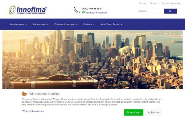 Vorschau von www.innofima.de, Müssig & Jung OHG