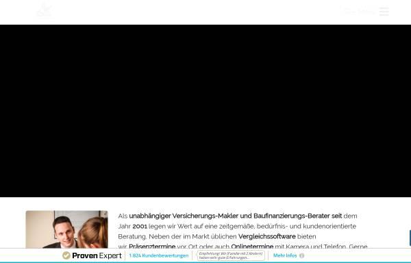Vorschau von www.ufkb.de, UFKB Unabhängige Finanz Konzept Beratung GmbH