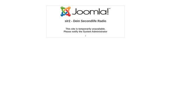 Vorschau von www.secondlife-radio.de, slr2 -Radio