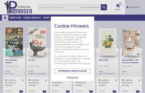 Vorschau von www.booxonline.de, Art und Spiel - Buchhandlung Pörksen