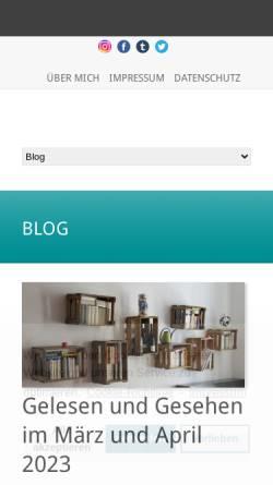 Vorschau der mobilen Webseite www.schiller-buch.de, Schiller-Buchhandlung