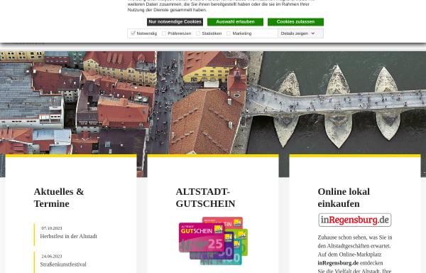 Vorschau von www.faszination-altstadt.de, Aktionsgemeinschaft Altstadt e.V.