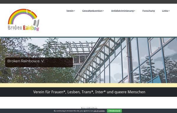 Auf lesbische Webseiten
