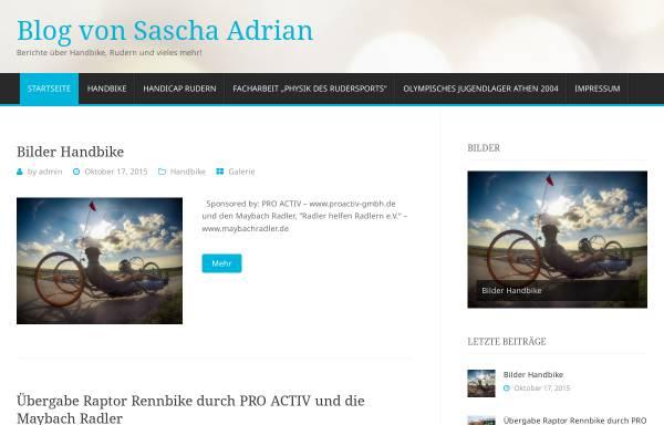 Vorschau von www.swadi.de, Adrian, Sascha Wolfgang