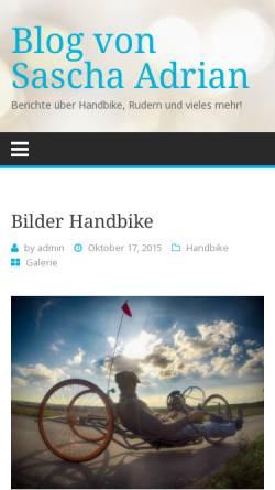Vorschau der mobilen Webseite www.swadi.de, Adrian, Sascha Wolfgang