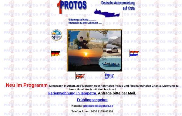 Vorschau von www.autovermietung-kreta-protos.com, Protos, Ierapetra