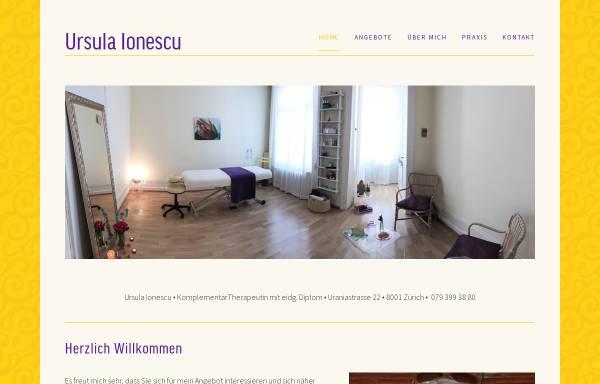Vorschau von www.ursula-ionescu.ch, Ursula Ionescu Noll