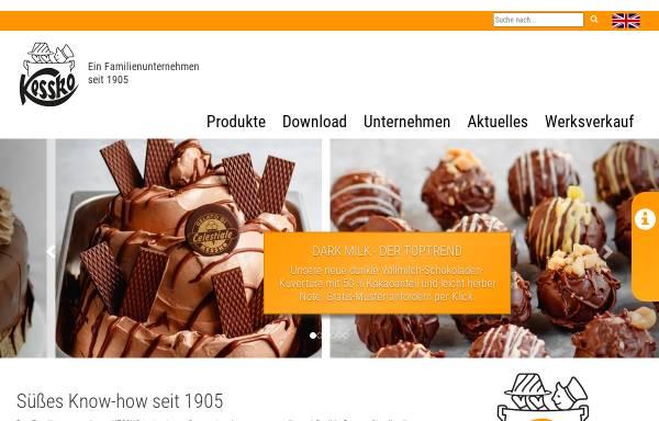 Vorschau von www.kessko.de, Kessko & Comp. GmbH & Co KG