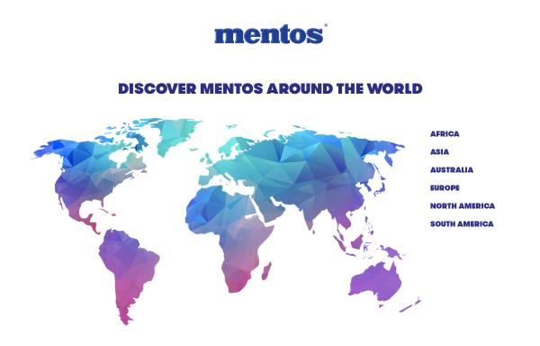 Vorschau von www.mentos.com, Mentos.de