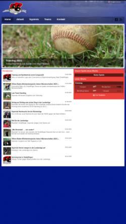 Vorschau der mobilen Webseite www.squirrels.de, Sindelfingen Squirrels