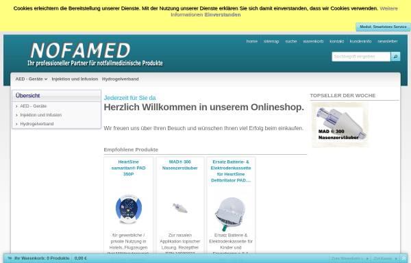 Vorschau von www.nofamed.de, Rudolf Kern