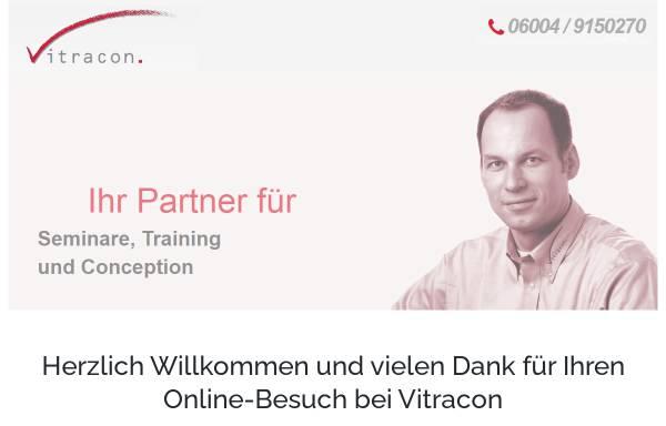 Vorschau von www.vitracon.de, Vitracon, Inh. Jochen Korn