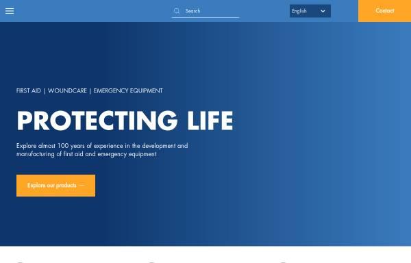 Vorschau von www.soehngen.de, W. Söhngen GmbH - Erste Hilfe und Notfallmedizin