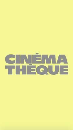 Vorschau der mobilen Webseite www.cinematheque-leipzig.de, Cinematheque Leipzig