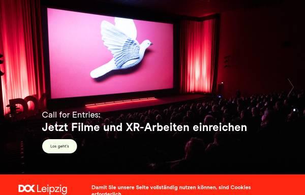 Vorschau von www.dok-leipzig.de, Dokfestival leipzig