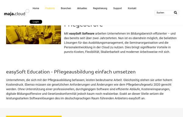 Vorschau von www.hs-krieglach.at, Hauptschule Krieglach