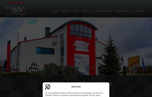 Vorschau von www.kart2000-online.de, Kart 2000 - Silberpfeil