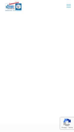 Vorschau der mobilen Webseite www.kands.org, Krüger & Salecker Maschinenbau GmbH & Co. KG