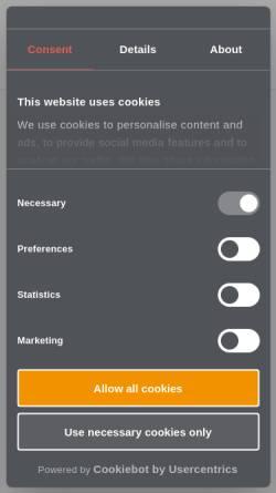 Vorschau der mobilen Webseite www.rhetorikschulungen.de, Dr. Schwarz Seminare - Rhetorik und Verkaufstraining