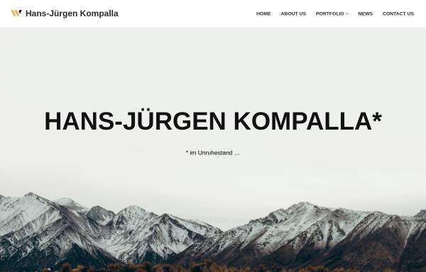 Vorschau von www.kompalla.de, Kompalla Coaching