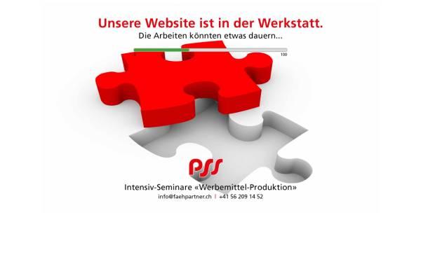 Vorschau von www.pss-seminar.com, PSS Intensiv-Seminare