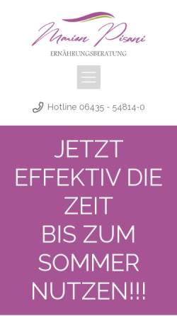 Vorschau der mobilen Webseite www.wakeup.de, Wakeup Deutschland