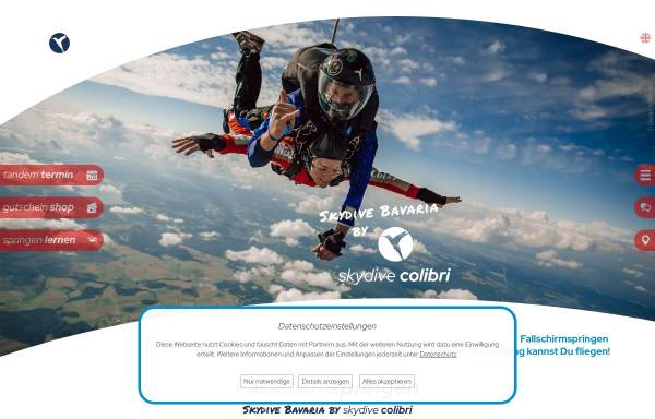 Vorschau von www.fsc-colibri.de, FSC Colibri e.V.