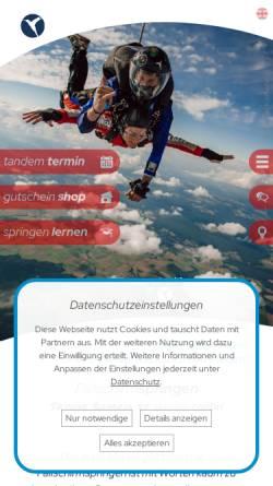 Vorschau der mobilen Webseite www.fsc-colibri.de, FSC Colibri e.V.