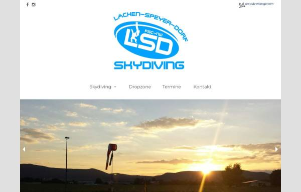 Vorschau von www.fsc-nw.de, FSC Neustadt/Weinstraße