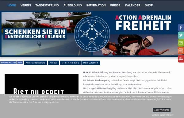 Vorschau von www.fsc-schwaben.de, FSC Schwaben e.V.