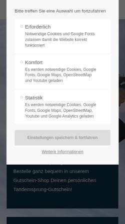 Vorschau der mobilen Webseite www.fsg-wildeshausen.de, FSG-Wildeshausen e.V.