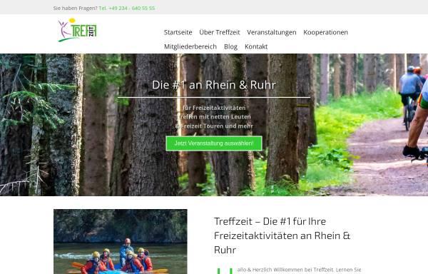 Vorschau von www.treffzeit.de, Treffzeit