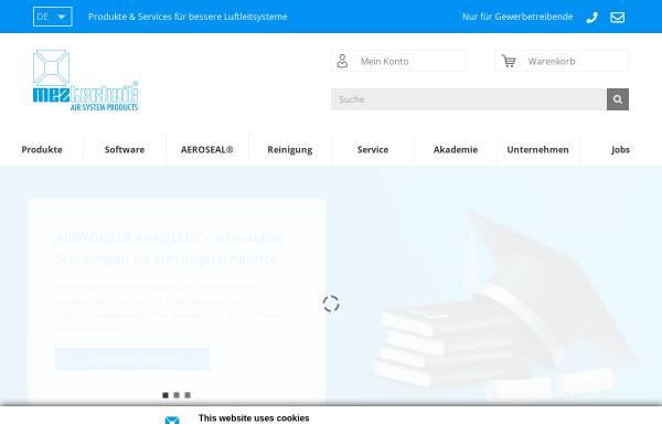 Vorschau von www.mez-technik.de, MEZ-Technik GmbH