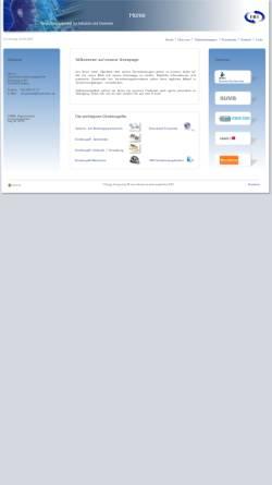 Vorschau der mobilen Webseite www.ibi-brokers.ch, IBI Insurance Brokers for Industry