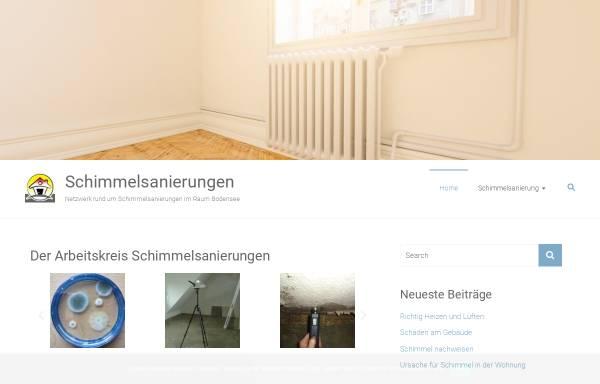Vorschau von www.schimmelsanierungen.de, Endraß, Walter