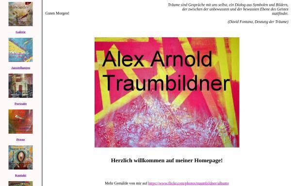 Vorschau von www.alex-arnold.de, Arnold, Alex