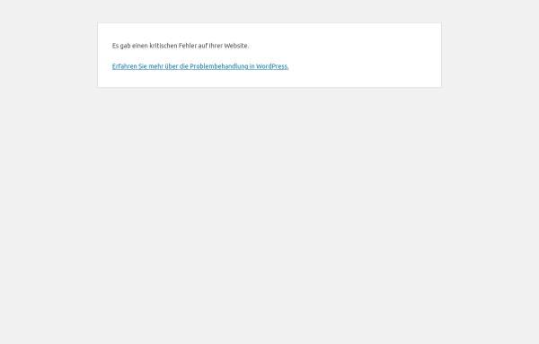 Vorschau von www.geu-on-tour.de, Bericht einer Afrika-Umrundung von 2003 - 2004 [Swantje Küttner / Arthur Pelchen]