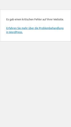 Vorschau der mobilen Webseite www.geu-on-tour.de, Bericht einer Afrika-Umrundung von 2003 - 2004 [Swantje Küttner / Arthur Pelchen]