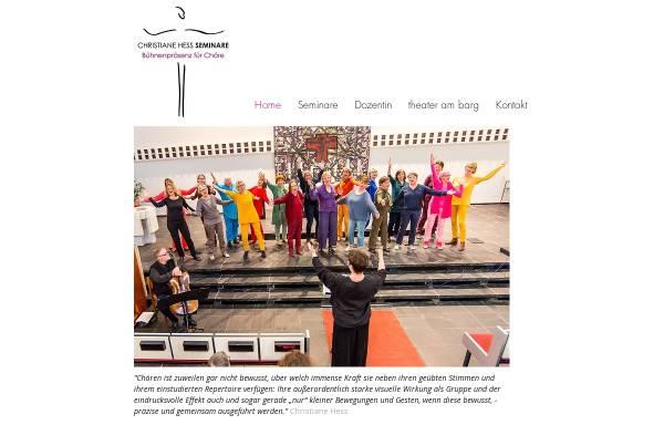 Vorschau von www.theater-am-barg.de, Hess, Christiane